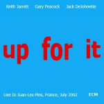 Up for it - Keith Jarrett, Gary Peacock, Jack DeJohnette