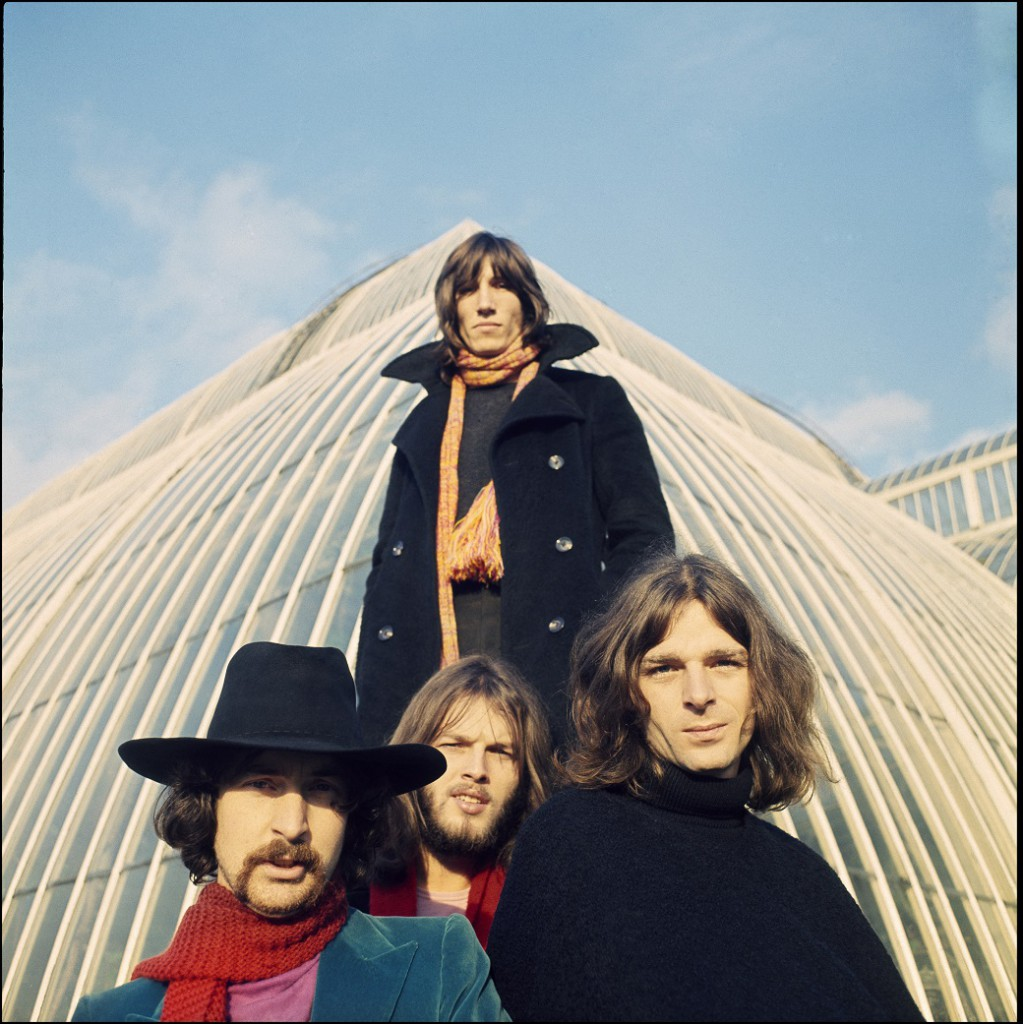Pink Floyd mostra a Roma