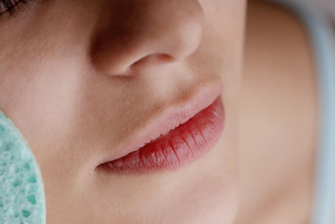 L'herpes simplex colpisce frequentemente le labbra © ingimage