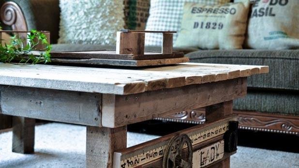 Come Costruire Un Tavolo Da Giardino. Perfect Ci Decorare Giardino E ...