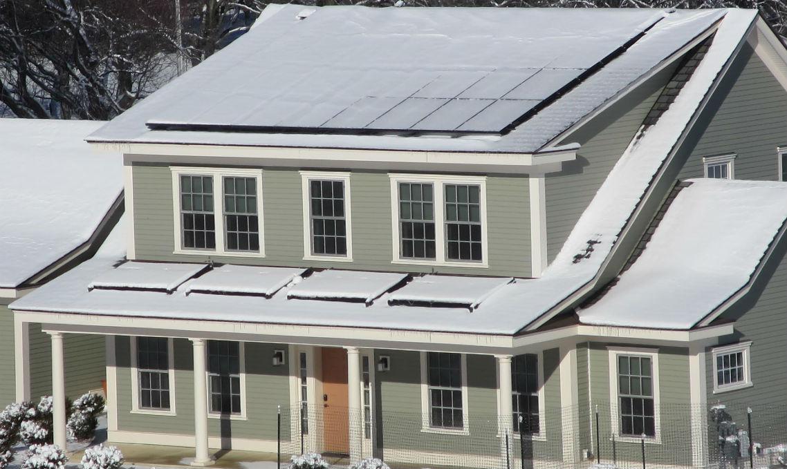 Casa ecologica come costruire una casa ecosostenibile for Tempo per costruire una casa