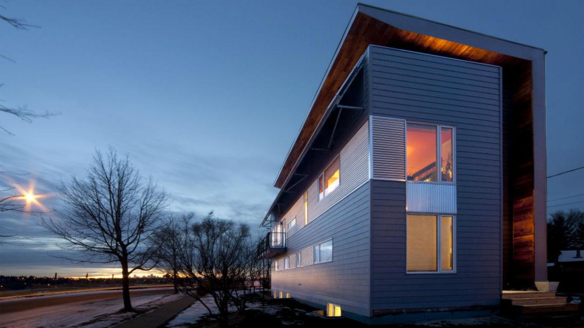 Casa ecologica come costruire una casa ecosostenibile for Abitazioni ecosostenibili