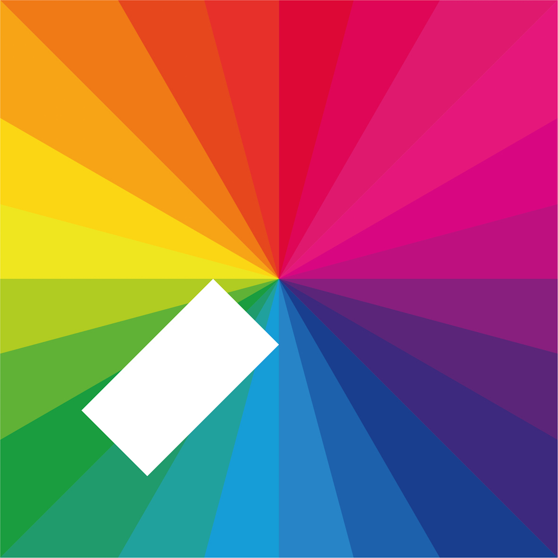 Loud Places - Jamie xx, Romy - In Colour - Preview White label