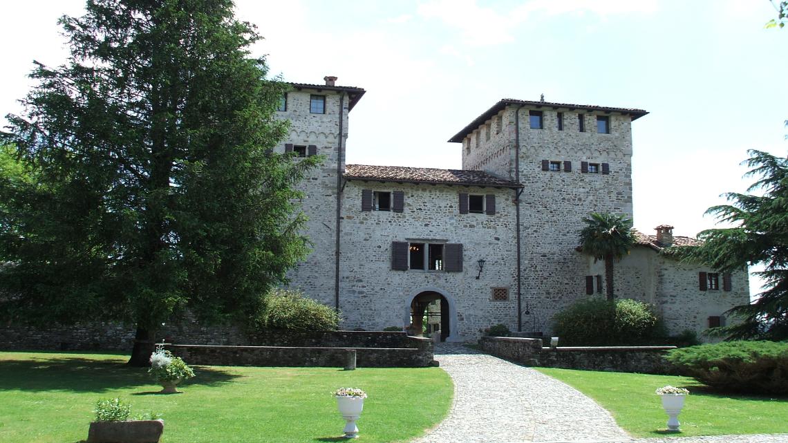 Castelli aperti in friuli venezia giulia lifegate for Progettazione giardini friuli venezia giulia