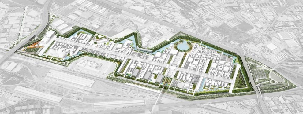 Come sar il polmone verde di expo 2015 lifegate for Architettura del verde