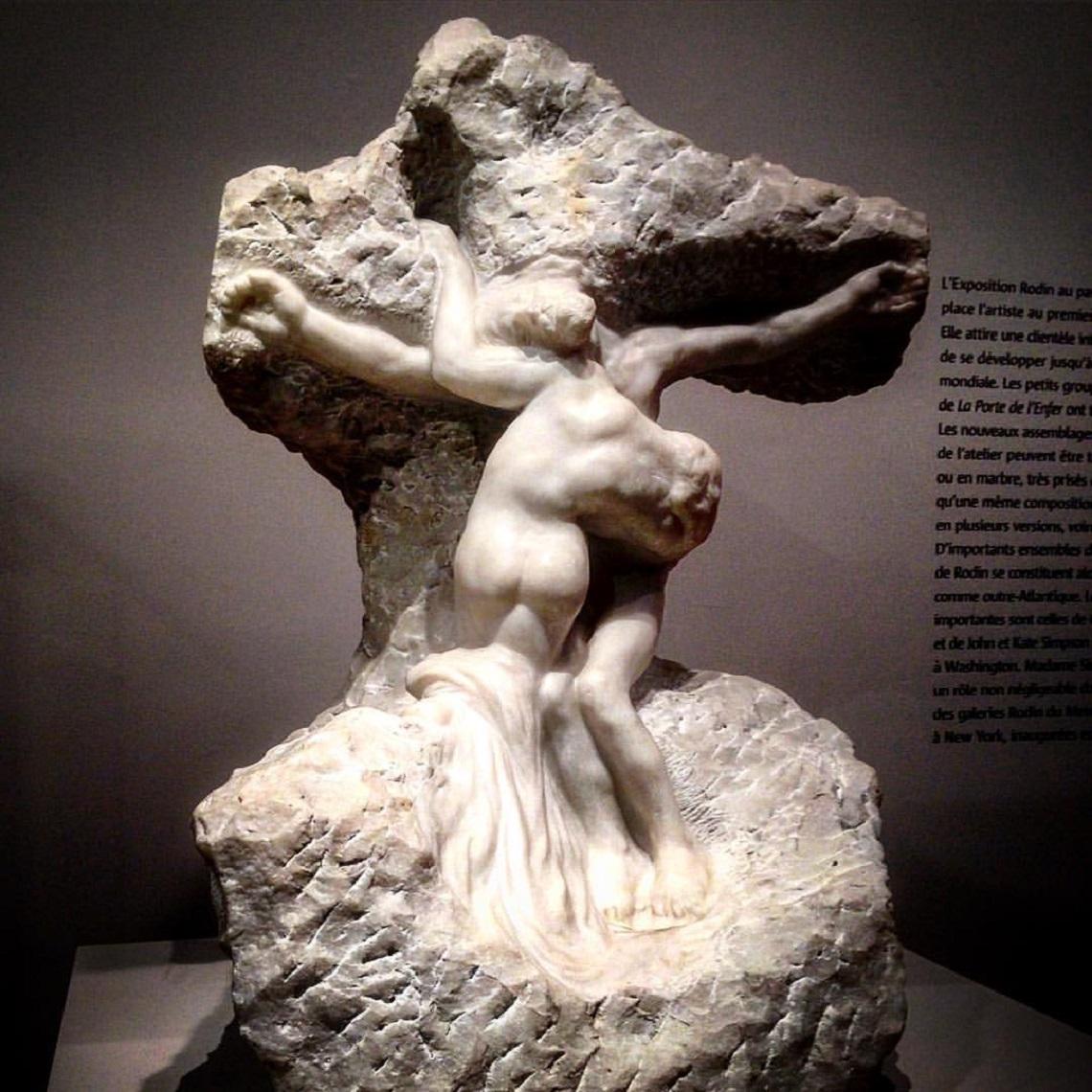 Rodin cento anni dopo l 39 omaggio di parigi allo scultore for Rodin scultore