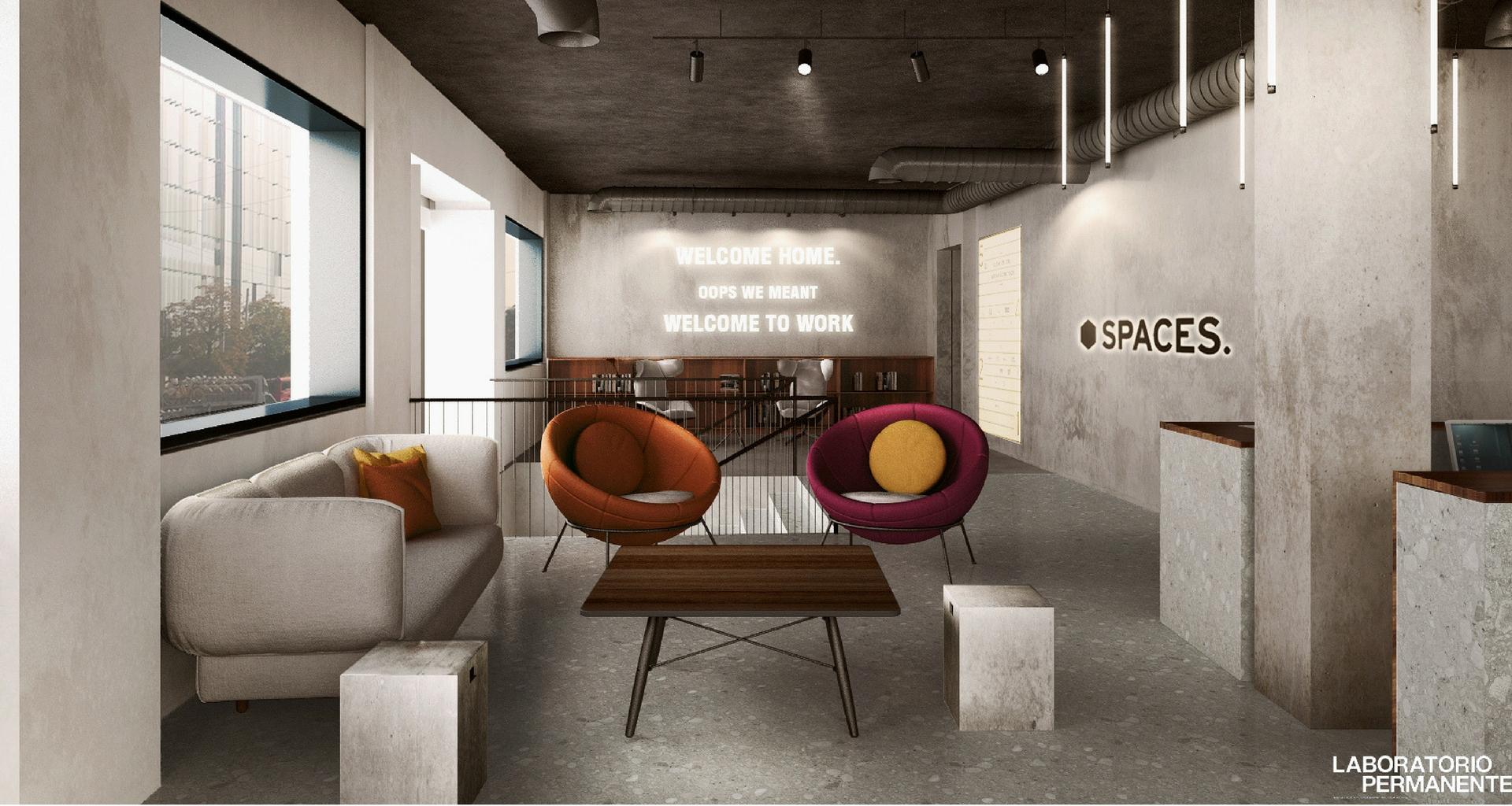 Spaces arriva a milano un nuovo concetto di business e for Aprire i piani casa artigiano concetto