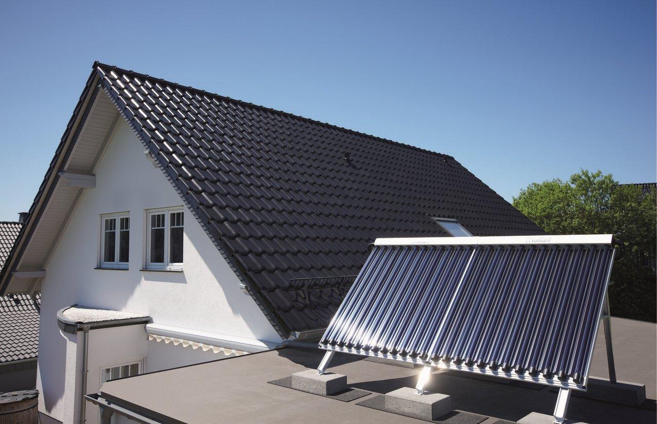 Pannello Solare Termico In Facciata : Come si realizza un pannello solare termico lifegate