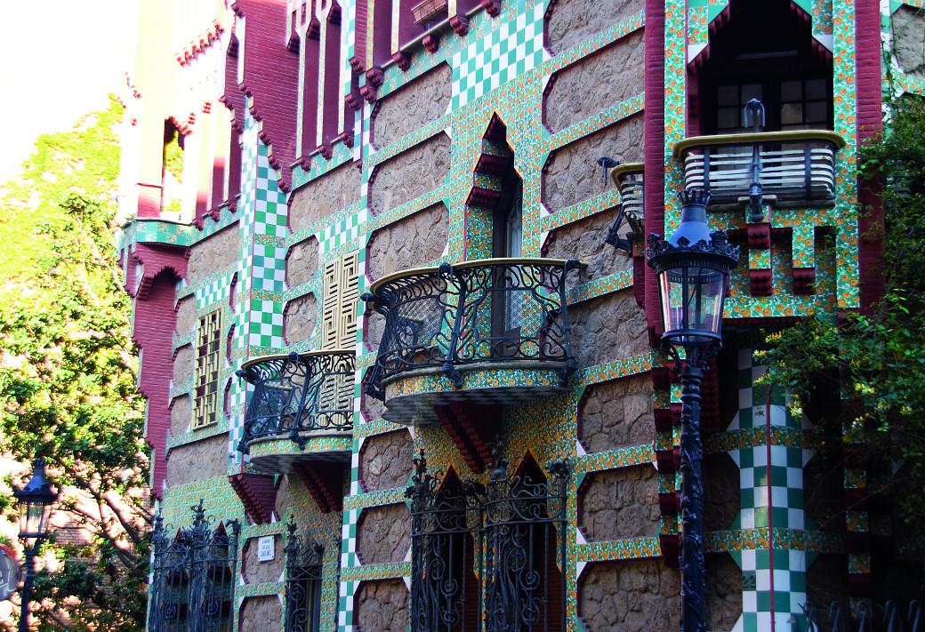 Barcellona casa vicens di gaud sar aperta ai visitatori per la prima volta lifegate - Casa vives gaudi ...