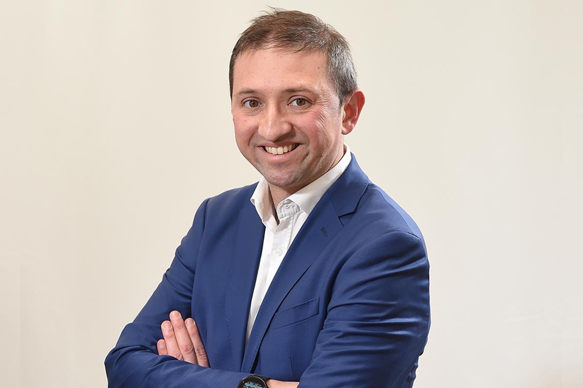 Alessandro Russo, presidente e Ad di Gruppo Cap