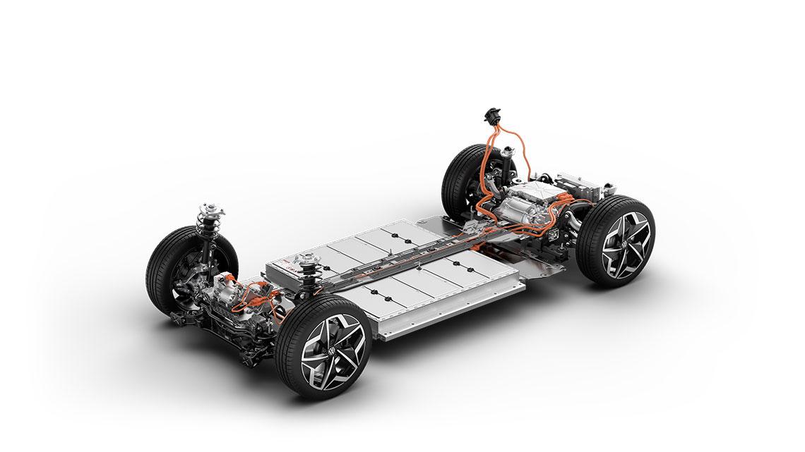 componente per ricaricare l'auto elettrica