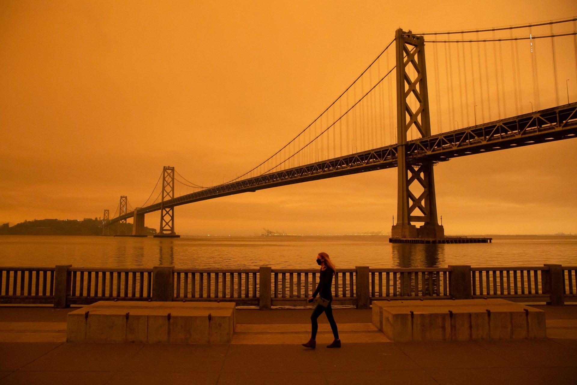 Incendi in California, 9 settembre 2020
