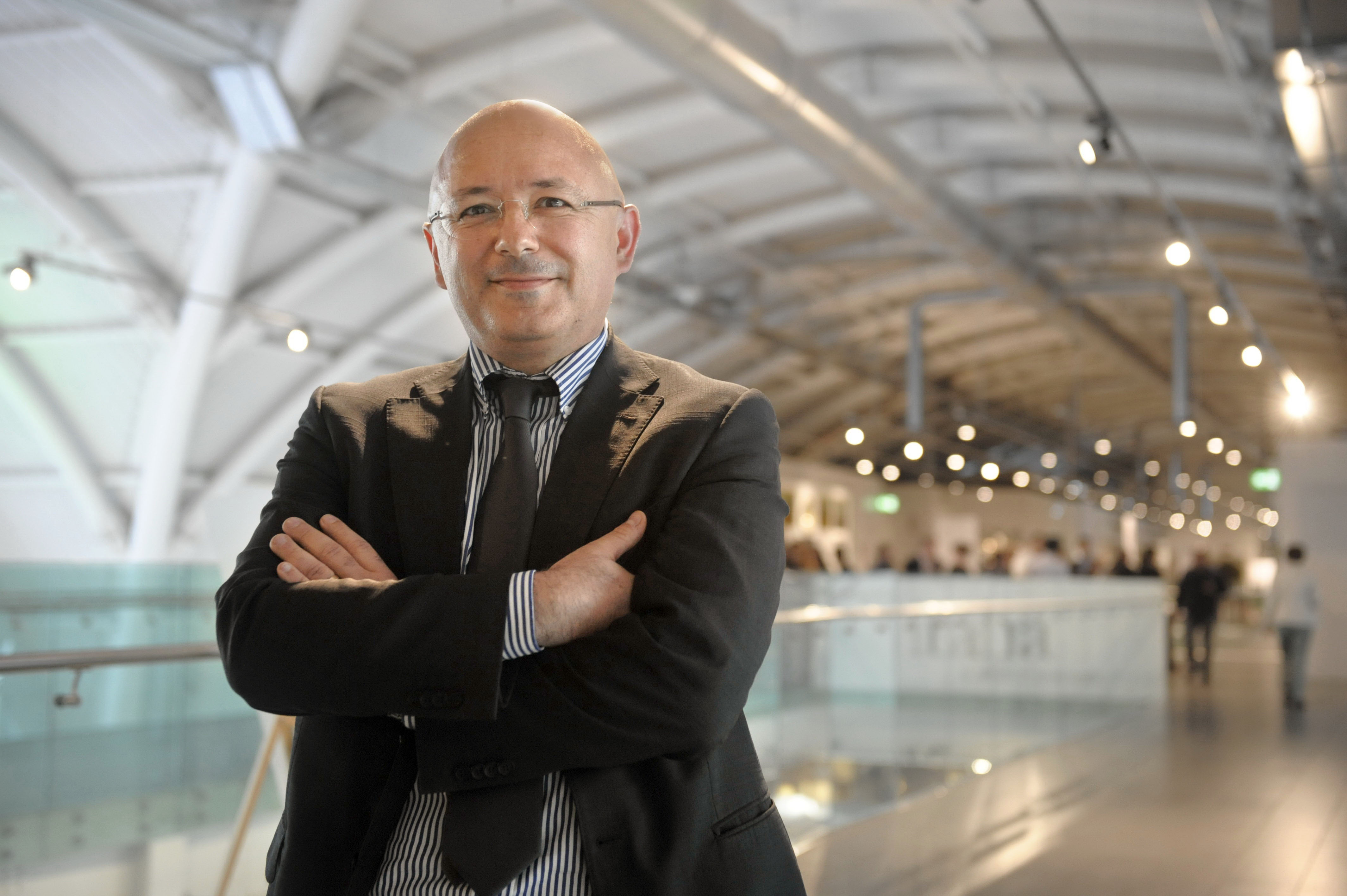 Marco Pedroni, presidente Coop Italia