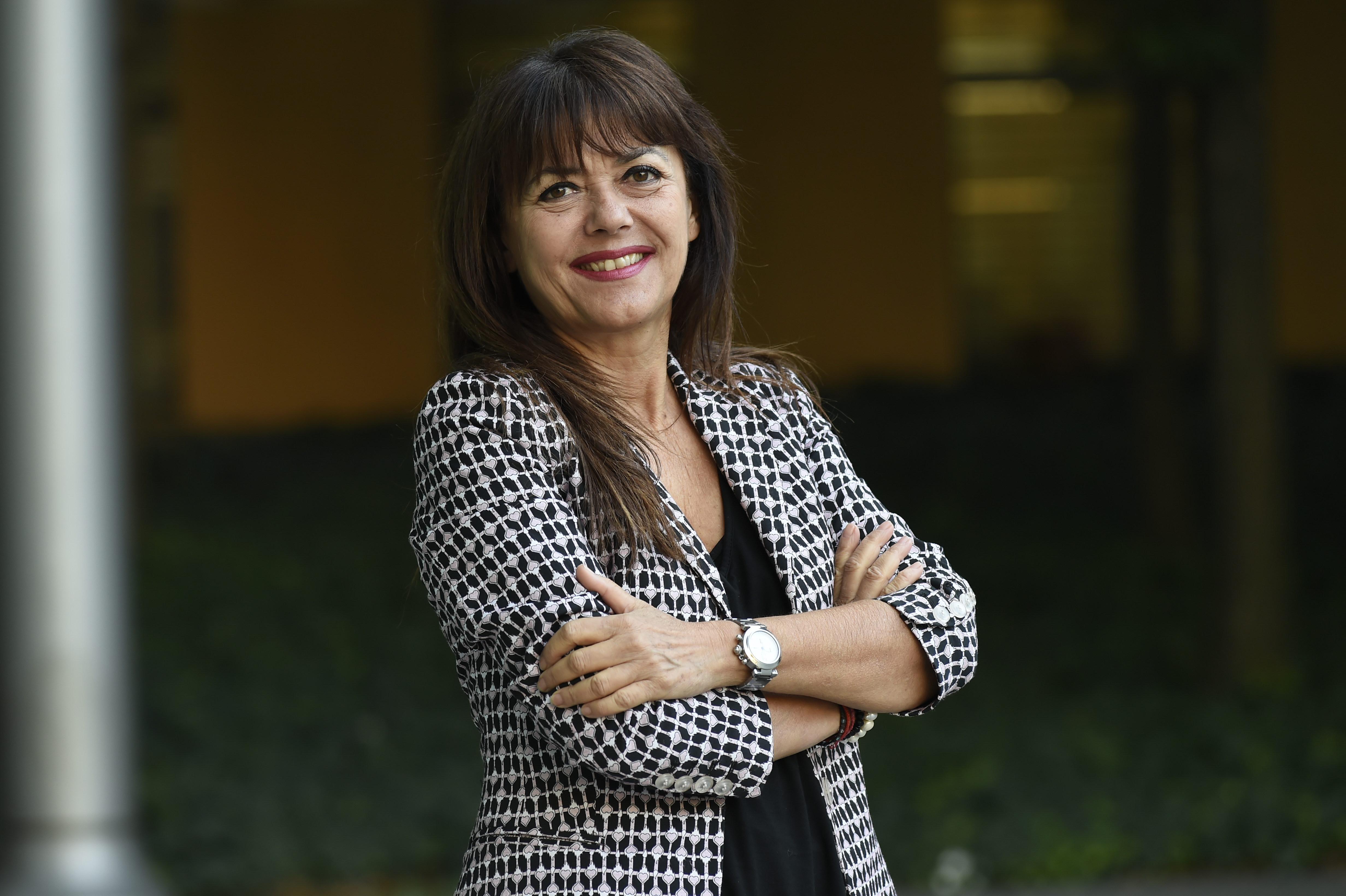 Maura Latini, amministratrice delegata Coop Italia
