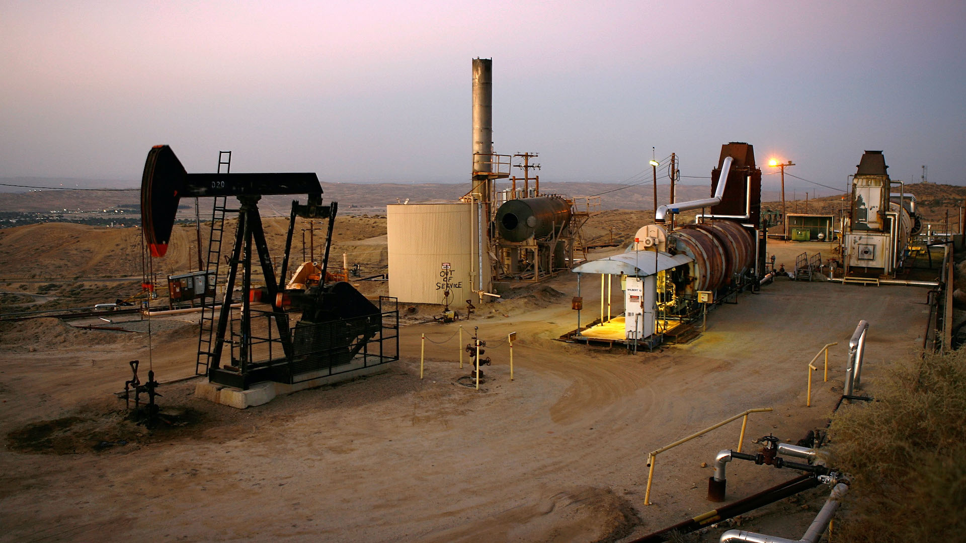 Nel 2020 sono aumentate le emissioni di metano dai siti petroliferi