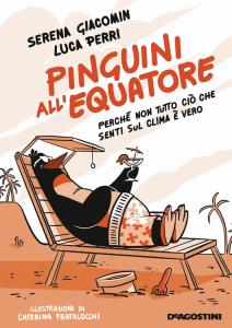 20 libri da regalare a Natale: Pinguini all'equatore – Serena Giacomin e Luca Perri