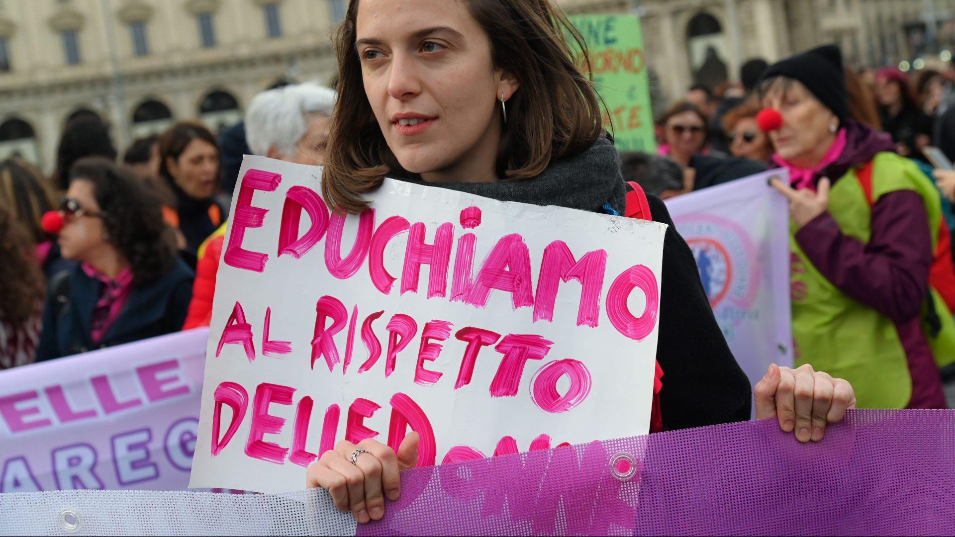 L'Italia garantisce assistenza legale gratuita a tutte le vittime di violenza