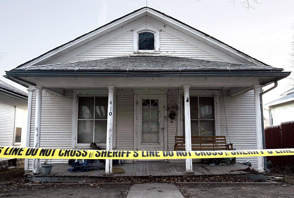Luogo dell'omicidio perpetrato da Lisa Montgomery