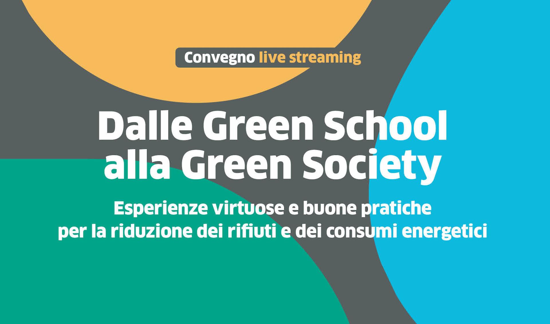 Locandina Green school