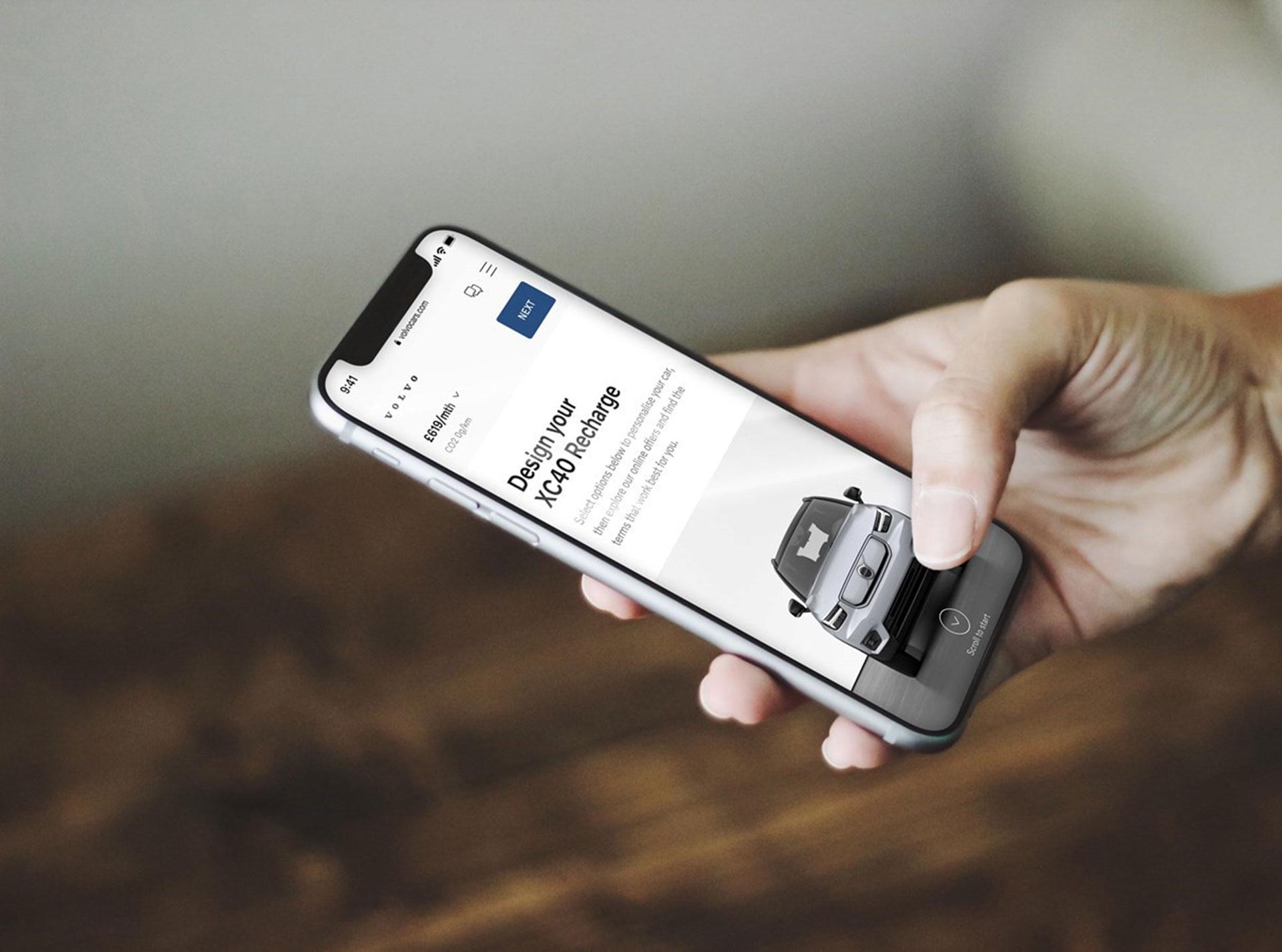 Volvo vendita online