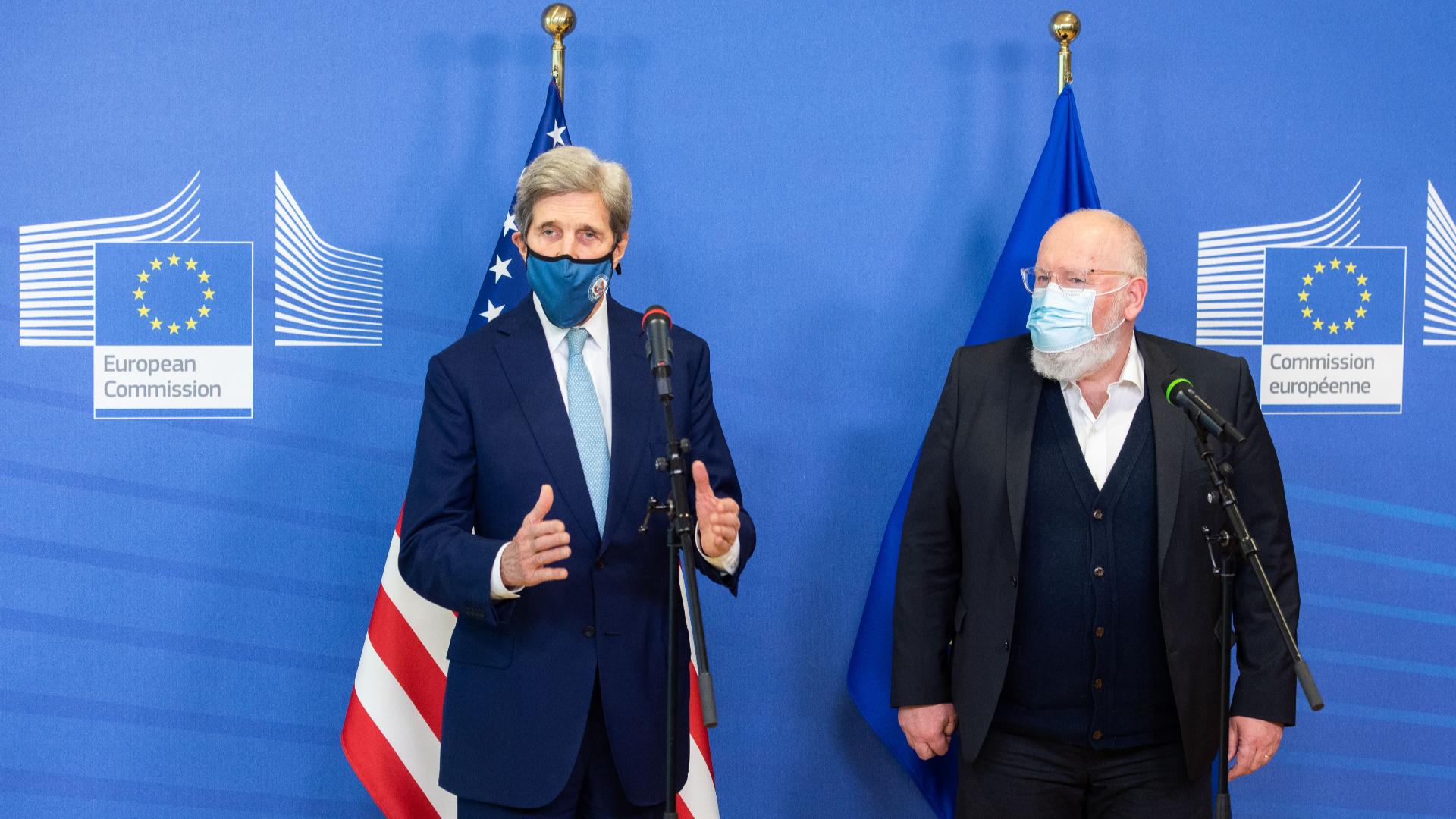Stati Uniti e Unione Europea