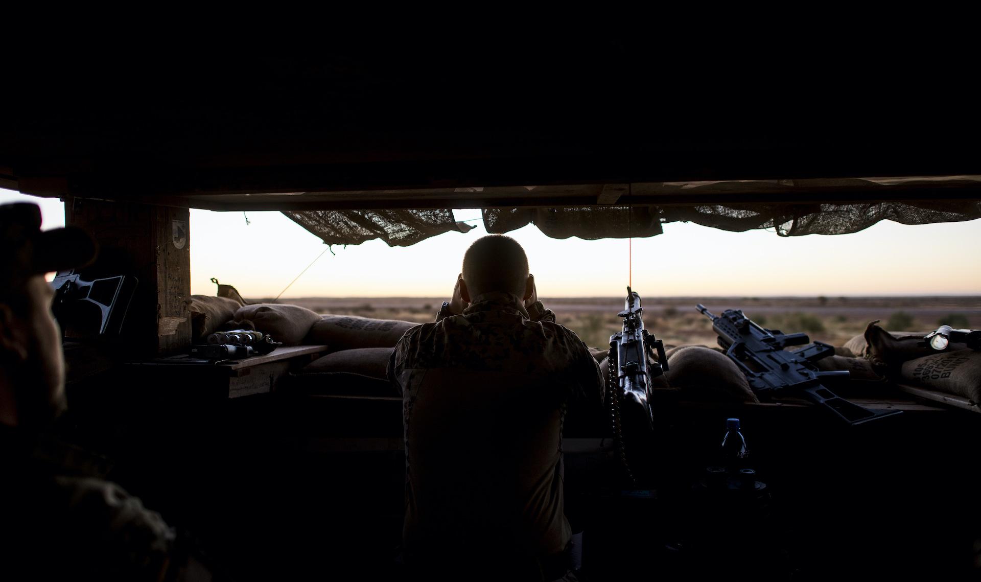 Operazione Minusma nel Mali