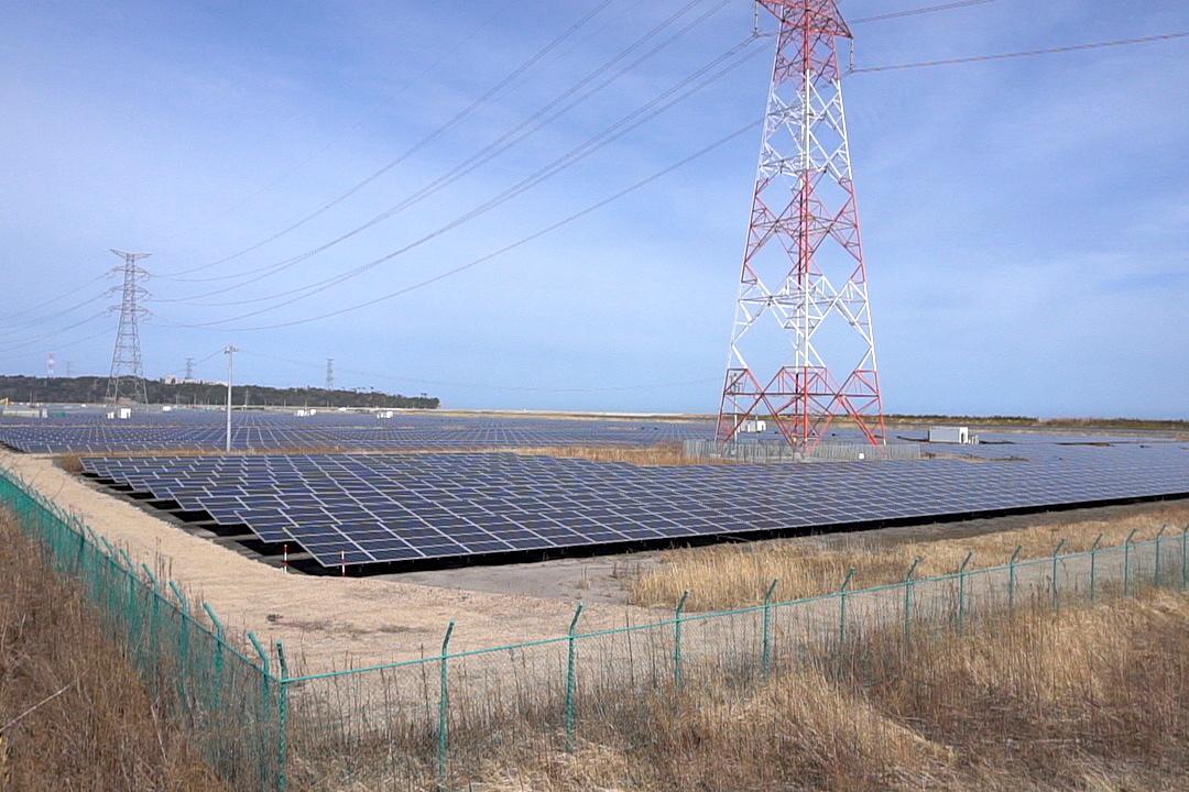 Rinnovabili a Fukushima