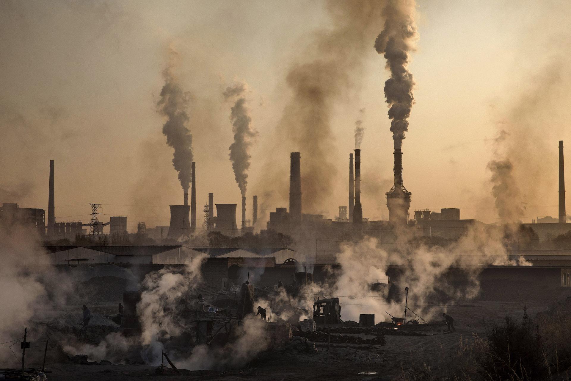 carbone cina centrali emissioni
