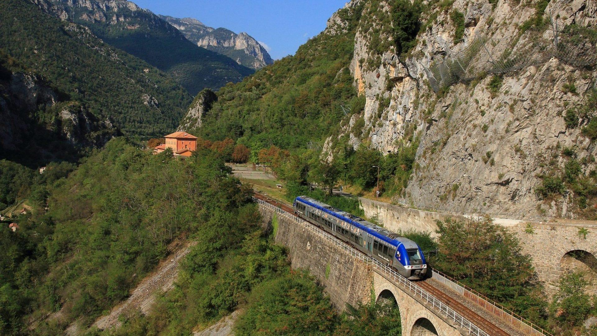 Ferrovia delle meraviglie Cuneo-Ventimiglia-Nizza