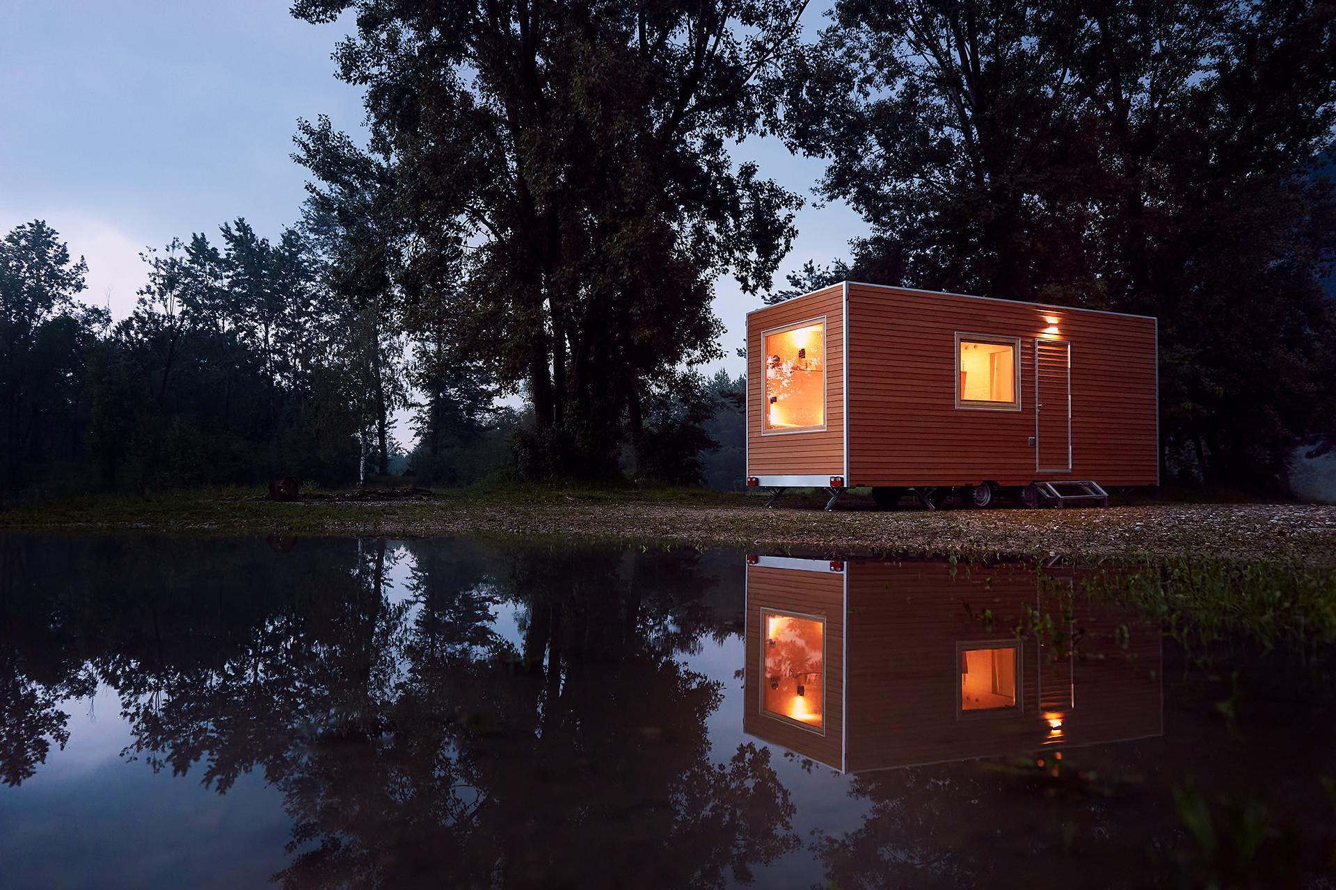 Mini casa