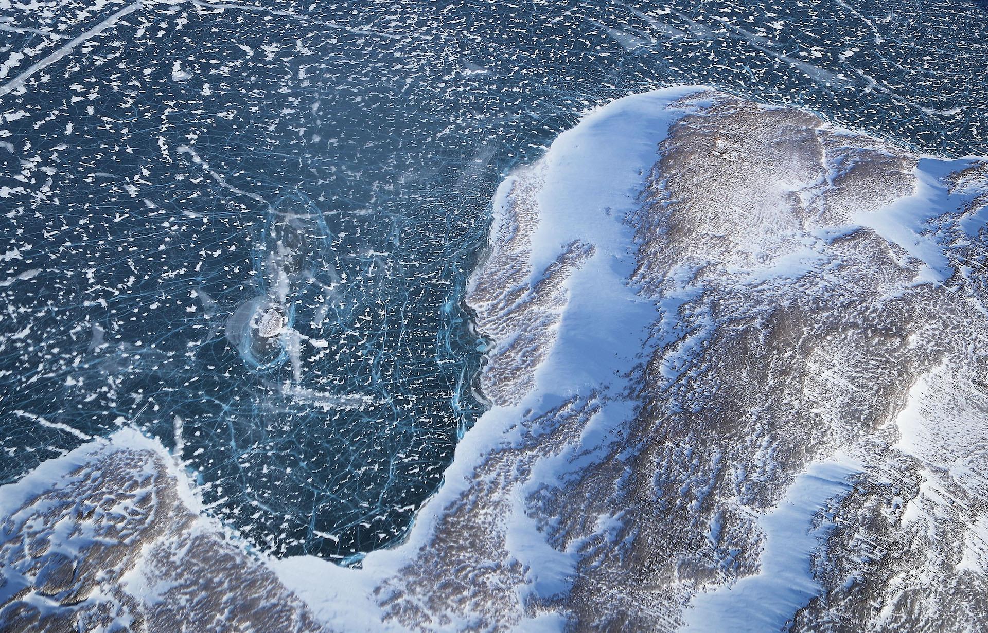 Lo scioglimento dei ghiacci artici