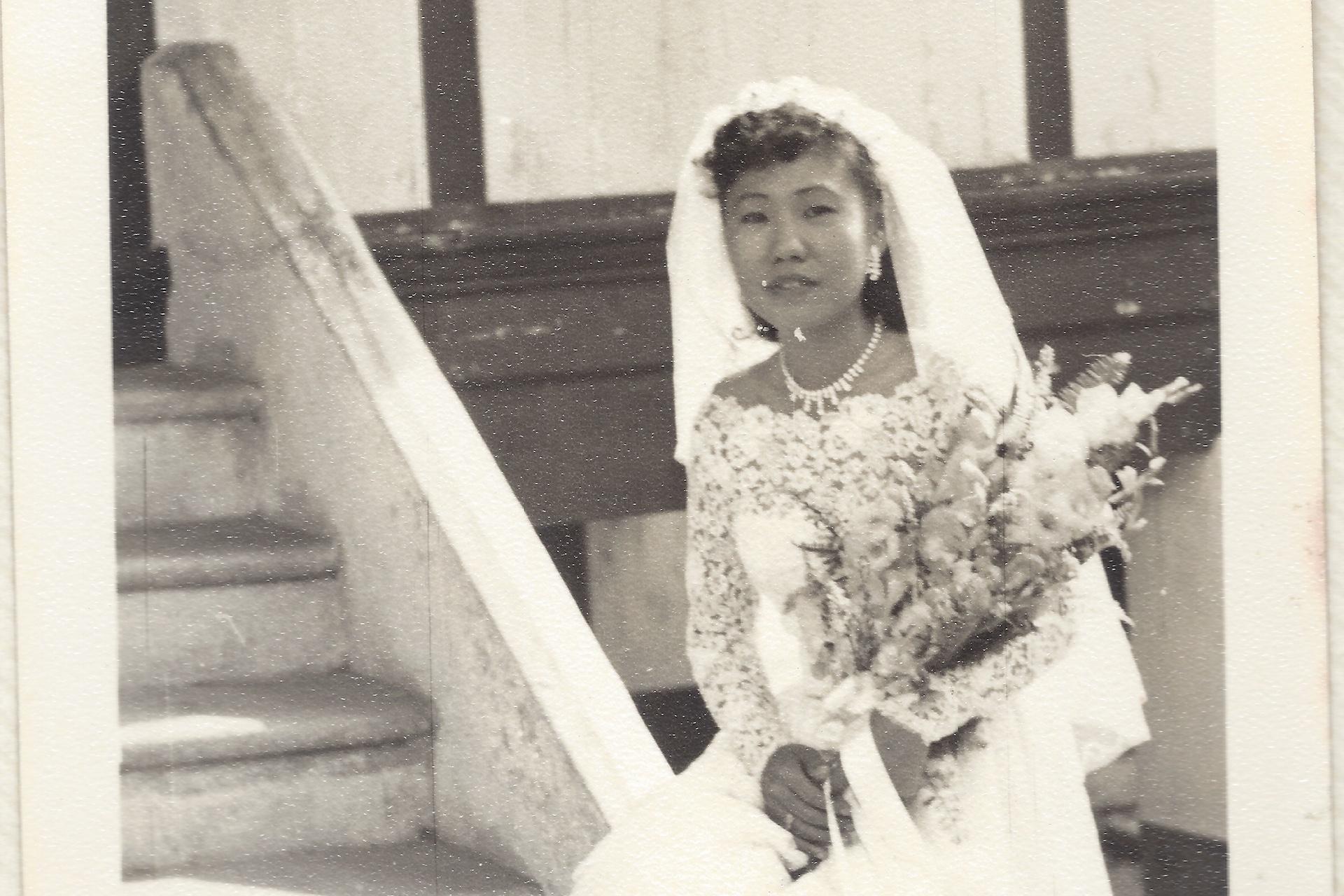 Nonna Mara, matrimonio