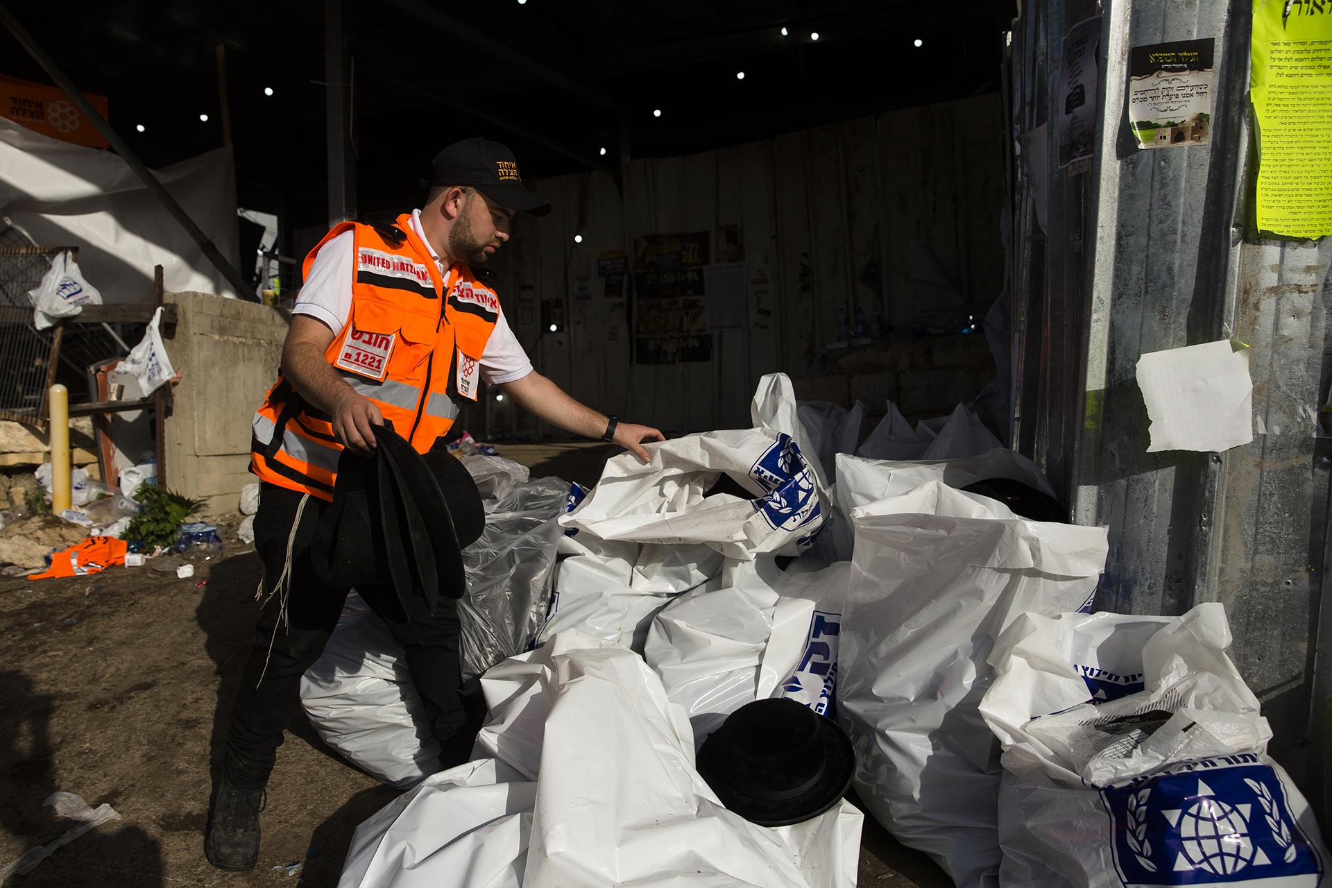 soccorritore israele