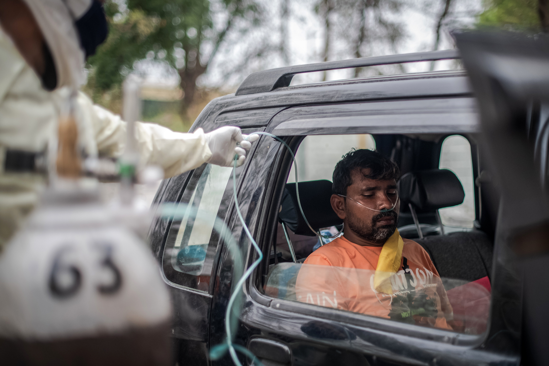 La crisi sanitaria in India