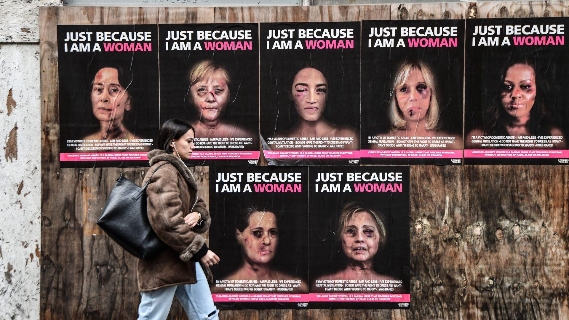 Cos'è la cultura della violenza contro le donne