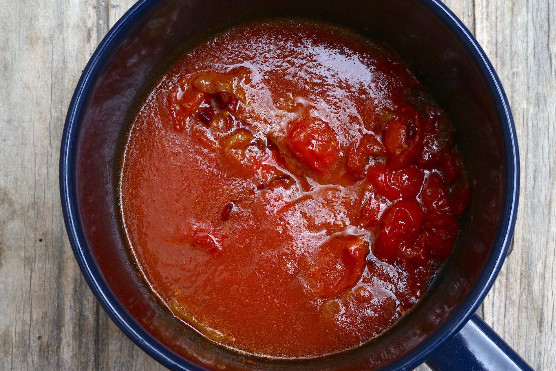 Aggiungi la salsa © Beatrice Spagoni