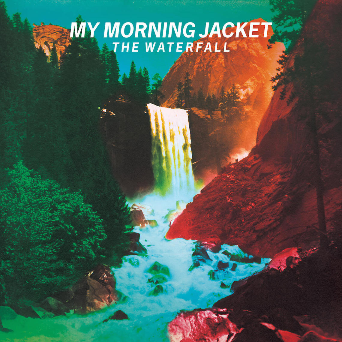 Like a River - My Morning Jacket [The Waterfall]
