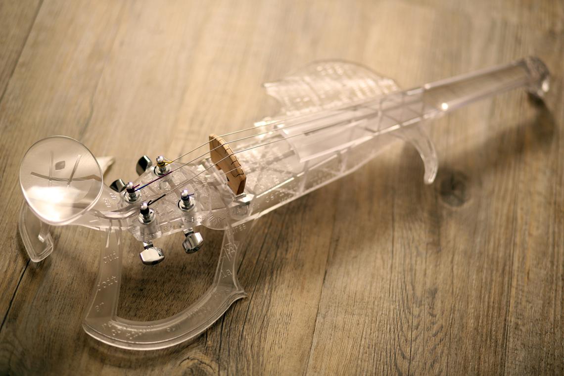 Come Suona Il Primo Violino In 3d Al Mondo Lifegate