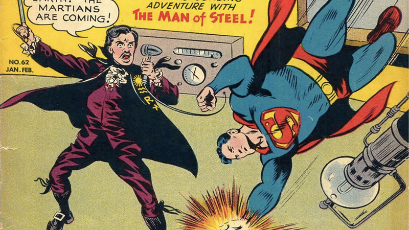 umberto eco superman essay