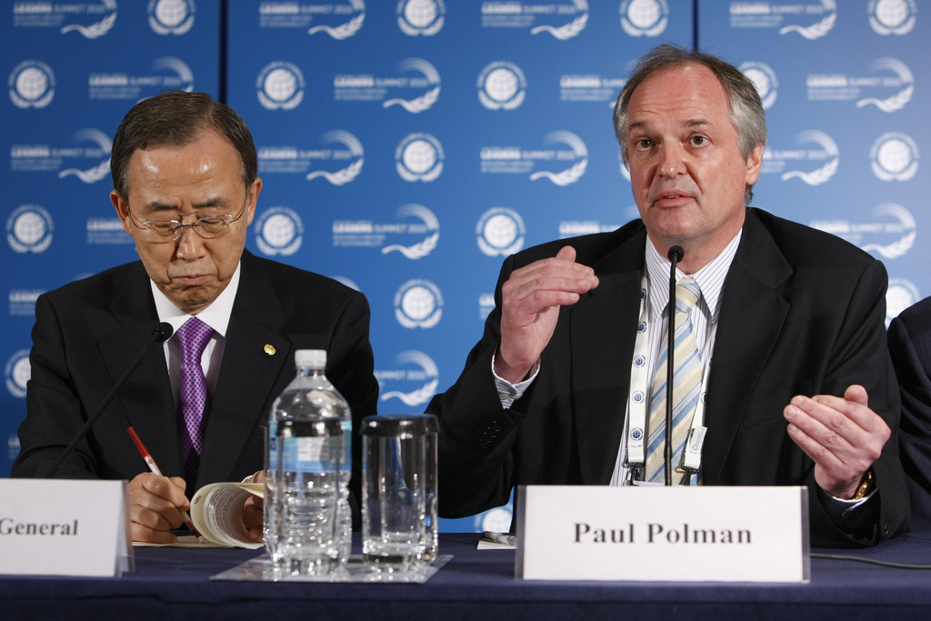 UN GLOBAL COMPACT LEADERS SUMMIT 2010