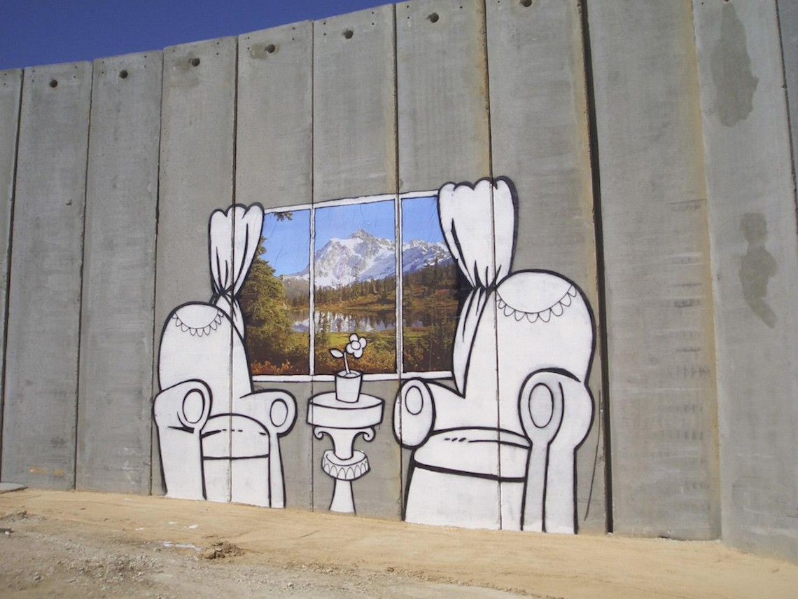 banksy-west-bank-2005-armchairs
