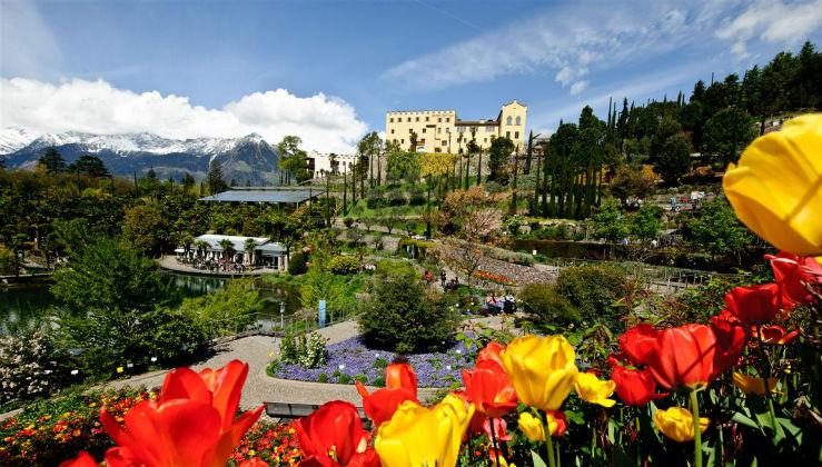 Giardini d 39 italia i 10 giardini pi belli da visitare - Foto di giardini fioriti ...