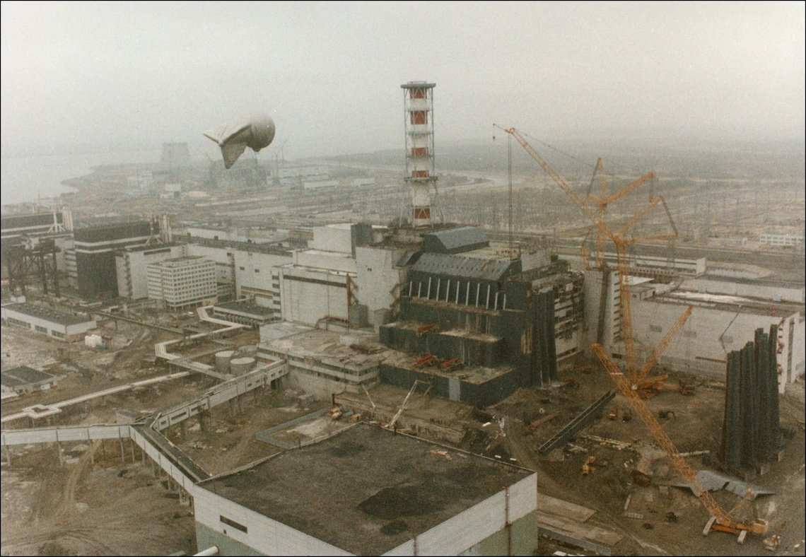 Chernobyl incidente