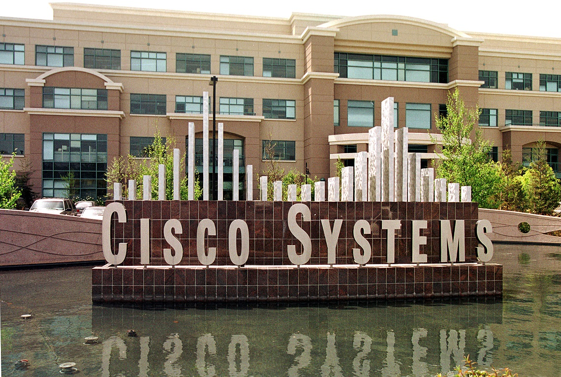 Sede di Cisco Systems