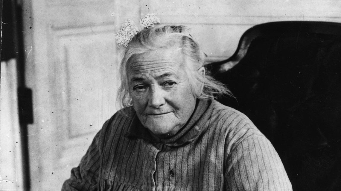 Clara Zetkin è stata l'ideatrice della festa delle donne. ©Topical Press Agency
