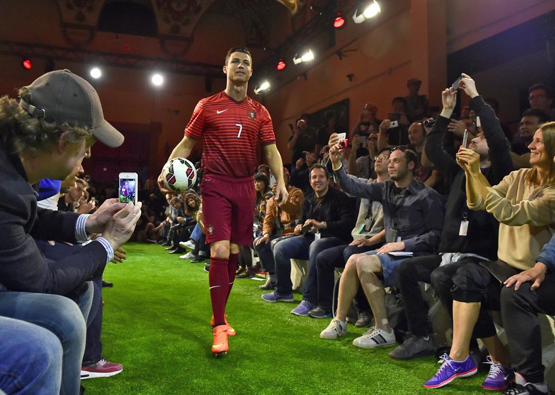 Il giocatore della nazionale portoghese Cristiano Ronaldo © Getty Images