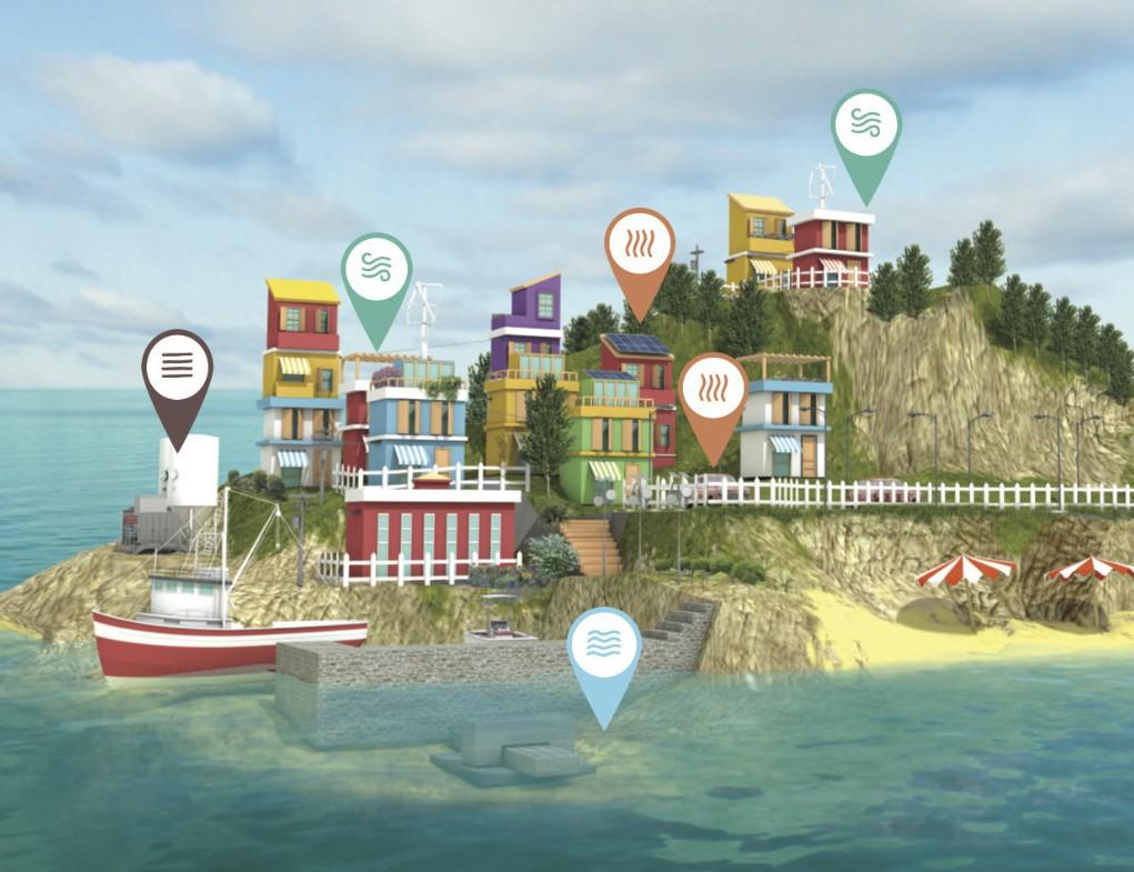 Crowdfunding per il sistema integrato di Marina di Pisa © 40 South Energy