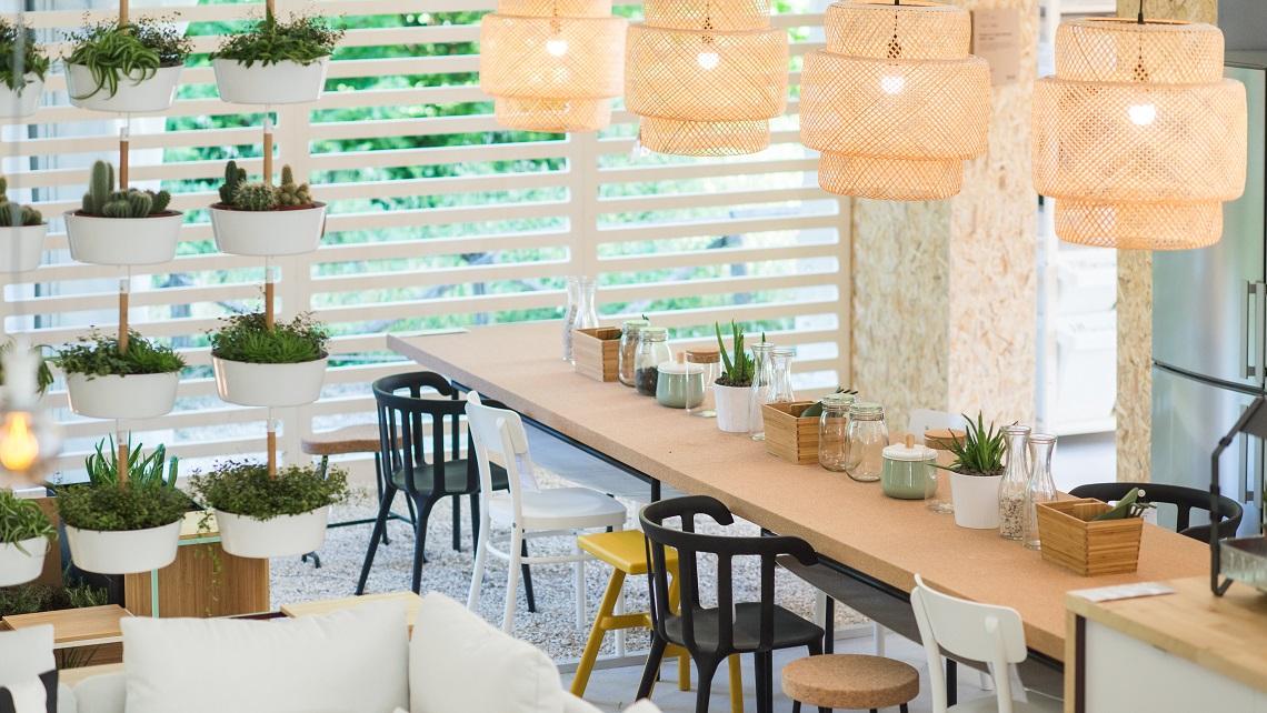 Arredamento rustico ikea immagini ispirazione sul design for Arredamento ristorante rustico
