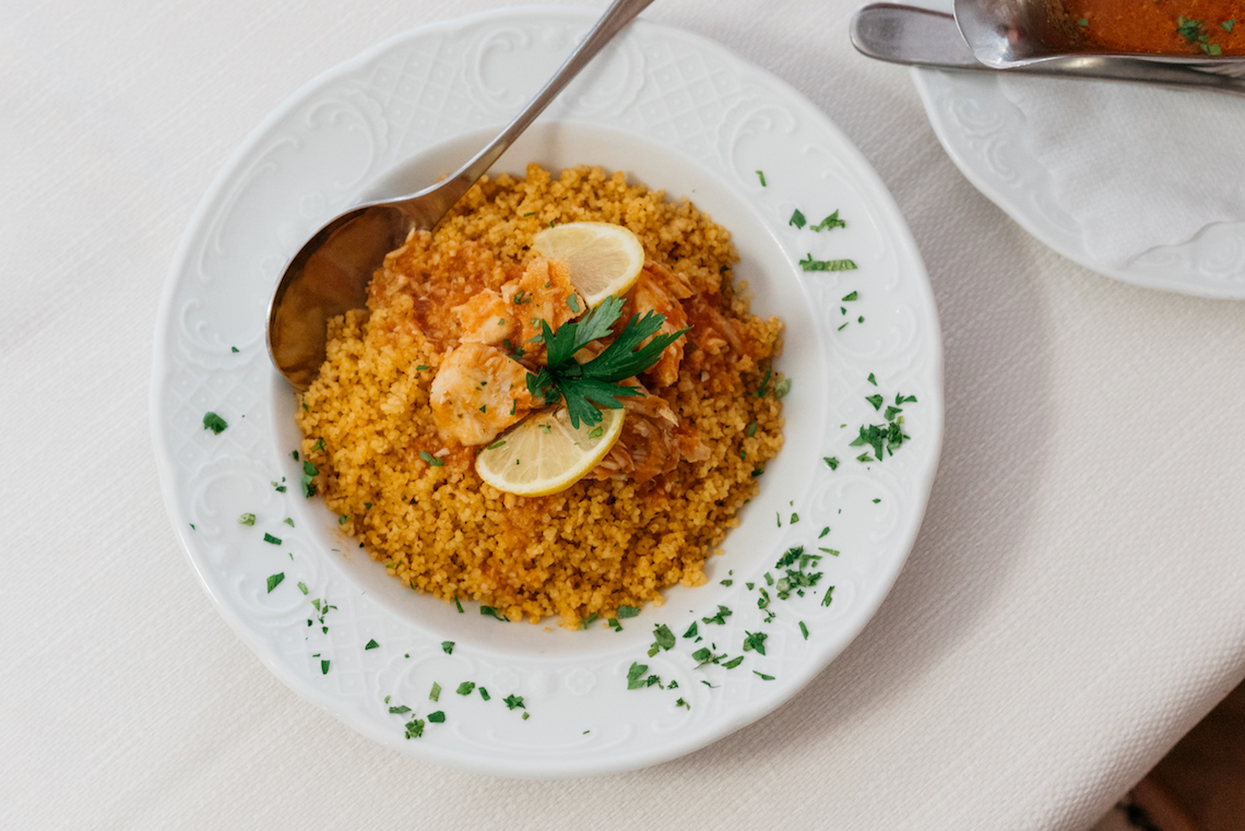 couscous alla trapanese