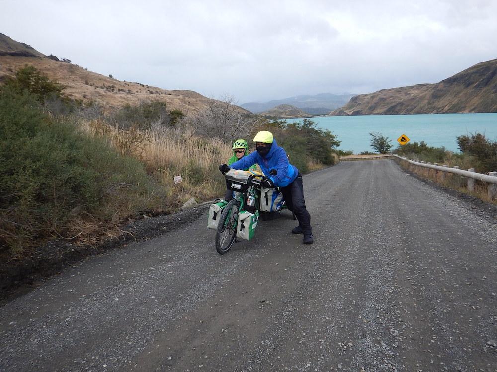 Biocycling da ushuaia a cartagena il diario di una for Disfare la valigia in inglese